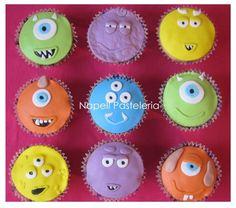 Cupcakes Monsters university