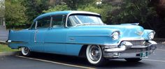 1956 Cadillac Fleetwood Sixty Special - looks like my dad's did but needs to be black.