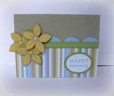 Delight in Life Anniversary by Kim66 - Cards and Paper Crafts at Splitcoaststampers