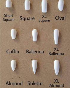 Acrylic Nails Coffin Short, Simple Acrylic Nails, Summer Acrylic Nails, Pastel Nails, Best Acrylic Nails, Short Stiletto Nails, Coffin Shape Nails, Shapes Of Acrylic Nails, Acrylic Nails Stiletto