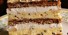 Baking Recipes, Cookie Recipes, Dessert Recipes, Salmon Pie, Torta Recipe, Torte Recepti, Torte Cake, Cake Cookies, No Bake Cake