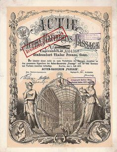 Auction of Historic Bonds & Shares - Deutsche Wertpapierauktionen
