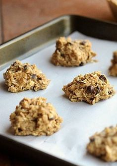 One Bowl Peanut Butter Oatmeal Chocolate Chip Cookies (Oil-Free)
