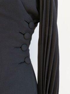 Vintage 1940s Dress Suit / Designer Lilli Ann by
