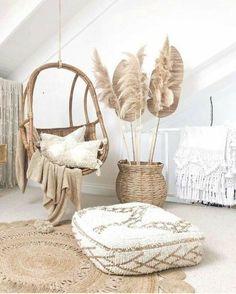Boho Bedroom Decor, Boho Room, Room Ideas Bedroom, Dream Bedroom, Living Room Decor, Aesthetic Room Decor, Cozy House, Home Decor Inspiration, Playground Swings
