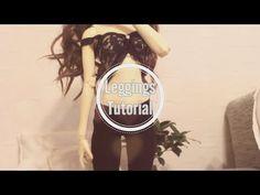 ♥ BJD Tutorial ~ Leggings ♥
