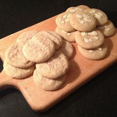 Emma Courtney: Cinnamon Sugar Cookies