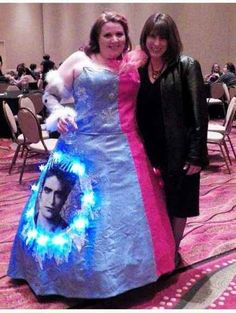 This dress exists. | 21 Photos That Prove Prom Season Is Actually The Worst