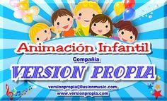 contratacion de animación infantil