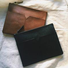 Men's Clutch by Leatherhood91 on Etsy
