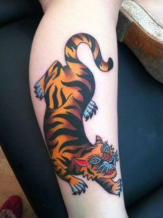 Mimi Wunsch - Sea Wolf Tattoo Company