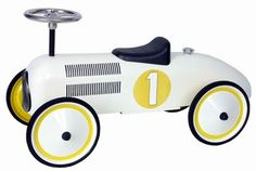 Marquant Classic 897 White Retro Loopauto