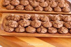 Dairy-Free Chocolate Cookies - Easy, delicious, and super chocolatey! Coffee Cookies, Cake Cookies, Dairy Free Chocolate, Chocolate Cookies, Bread Recipe King Arthur, Blackberry Pie Bars, Napoleon Cake, Cake Recipes, Dessert Recipes