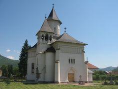 St. nicholas Church in Vama, SV - Romania