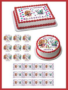 Paw Patrol Everest and Skye Edible Birthday Cake OR Cupca... https://www.amazon.com/dp/B076BTW9QX/ref=cm_sw_r_pi_dp_x_uA-6zbS6KYHM2