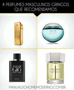 Levantamos uma lista com diversos perfumes masculinos para você comprar.