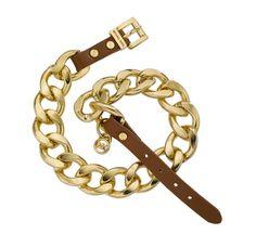 Michael Kors Double Wrap Chain Bracelet - <3 <3 <3 <3