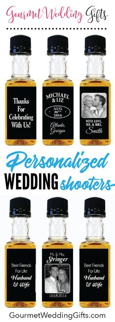 Wedding Party Gifts   bachelorette party ideas   Mini Bottle Labels   personalized inexpensive cheap wedding gifts for guests   bridal shower gifts   custom gifts