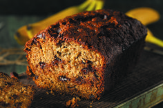 The warmer months are all about celebrating and spending time with friends and family. Try your hand at baking something special for loved ones the next time you entertain guests or bring a hostess gift.   #banana bread