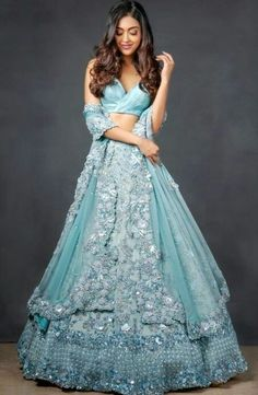 Indian Fashion Dresses, Indian Bridal Outfits, Indian Gowns Dresses, Indian Bridal Wear, Dress Indian Style, Indian Designer Outfits, Bridal Dresses, Indian Designers, Designer Bridal Lehenga