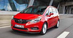 Allnew Opel/Vauxhall Zafira - Tracktest: http://www.neuwagen.de/fahrberichte/11999-opel-zafira.html
