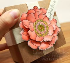 Creativity Within - SU - Blended Bloom - gift box