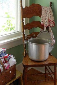 Grandma's Canning Pot