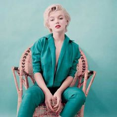 Marilyn was beautiful as well as smart, kind as well as strong, graceful as well as humble and she is here even though she's gone... H.G