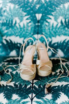 Gold and strappy bridal shoes. Bride Shoes, Wedding Shoes, Badgley Mischka Bridal, Portrait Photography, Wedding Photography, Greece Wedding, Brides And Bridesmaids, Destination Wedding, Heels