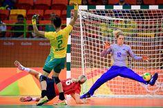 DAY 1: Handball - Women - Norway vs Brazil