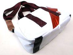 Love! Upcycled bag by Mariclaro