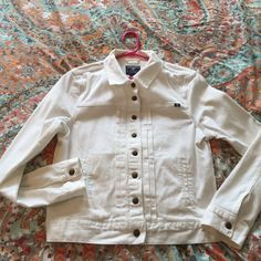 Lucky Brand jacket Very lightly used, lucky brand jacket. Size medium. Perfect for everyday wear, country concerts, and layering! Lucky Brand Jackets & Coats Jean Jackets