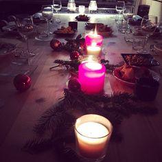 Cena navideña en #CucharaClub #Barcelona