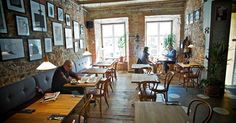 Not everybody is content with Tallinn's mainstream club scene, and those people have long held Von Krahl in high regard. Technically the place is a theatre bar attracting local art patrons and ...