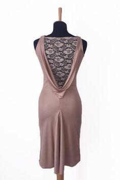 conDiva Golden Champagne Dress #tangodress #eveningtangodress #milongadress #condiva