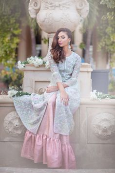 If there is such a thing as the perfect fairytale wedding, Farah Talib Aziz would be the ideal choice to dress the bride and every guest at the affair. Out of this world and utterly romantic, it do…