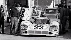 Teloché — Porsche team garage 1951-1981 | Porsche cars history