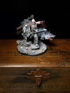 Space Wolves Lord