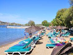 Yalikavak beach - Aegean coast of Turkey