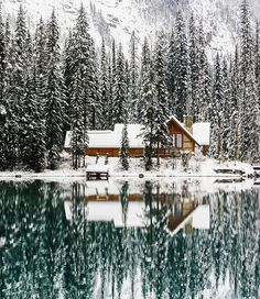 Emerald Lake Yoho National Park #Canada Photo: @stevint #wildernessculture by wilderness_culture