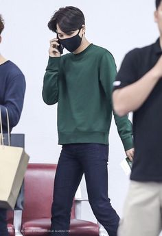 Kai | 150601 Gimpo Airport arriving from Shanghai