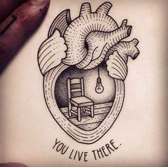 You Live Here