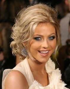Naturally Curly Updo Hairstyles
