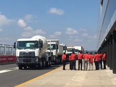 New truck sales remain under pressure