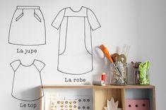 Artesane - Les cours créatifs en ligne - Apprendre à coudre des vêtements féminins
