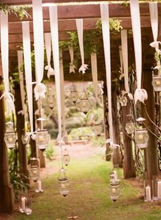 Hanging lights by ToriJoy