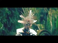 Aussie synth-pop band Empire of the Sun. A juiced up incredible song with a hell of a stupid video!