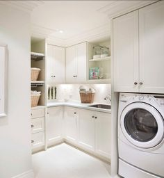 laundry room | Regina Sturrock Design Inc.