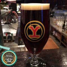 Yaletown Brewing Company. Ultimate Vancouver Craft Beer Brewery List