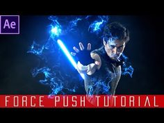 After Effects Force Push Tutorial - Star Wars VFX Academy - YouTube